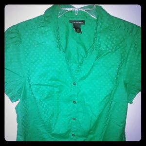 Lane Bryant women's short sleeve top size 14/16